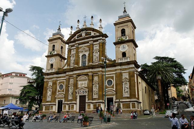 Cattedrale di Frascati a
