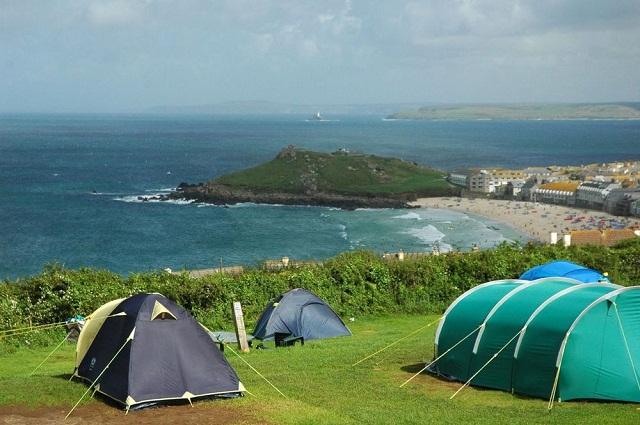 Cornwall holiday park