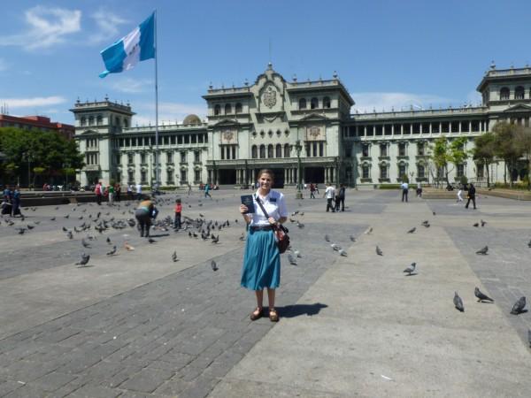 Sara - Guatemala City