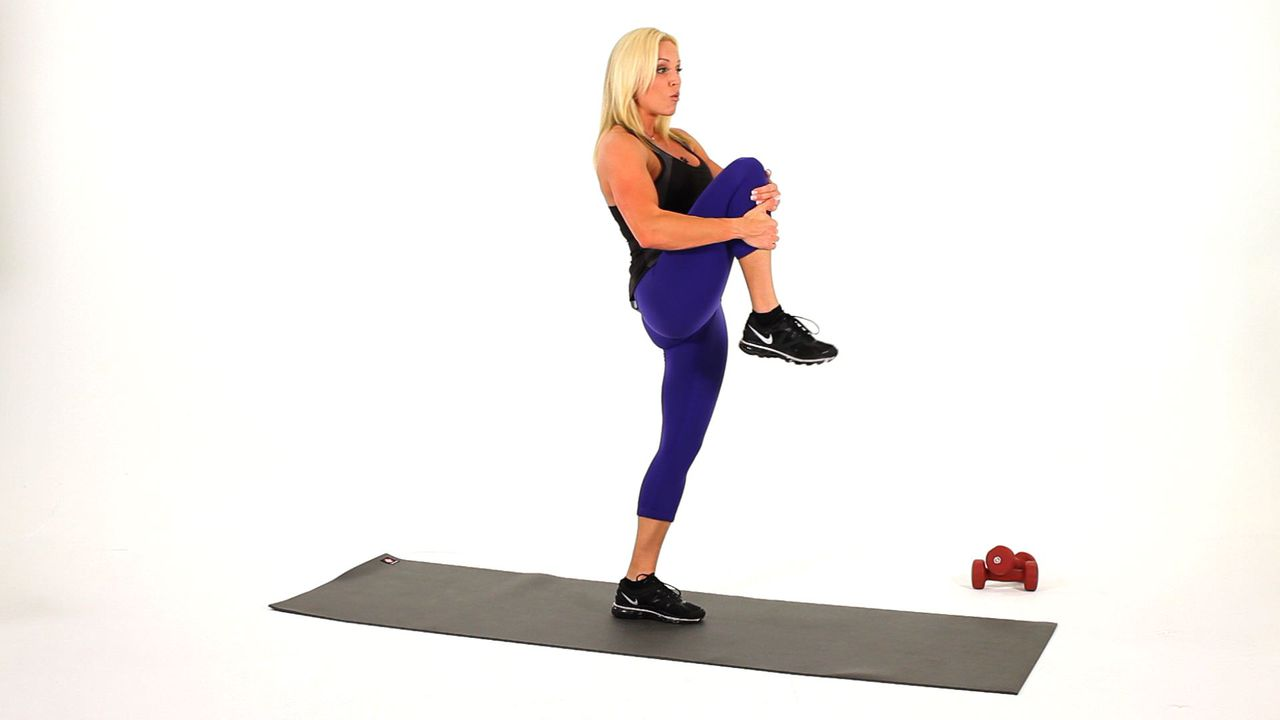 knee lift