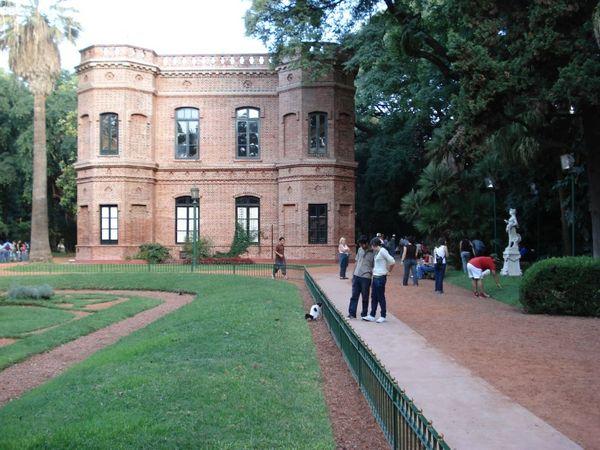 Carlos Thays Botanical Garden