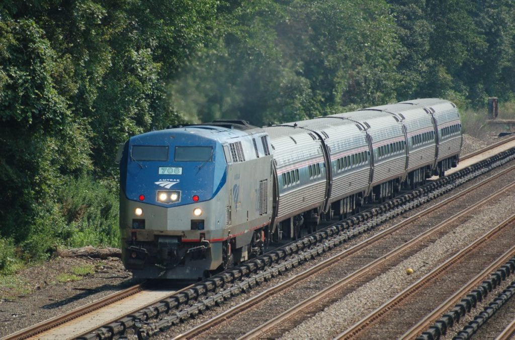 Best Scenic Train Trips In North America Traveller All