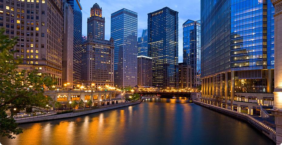 chicago-dusk