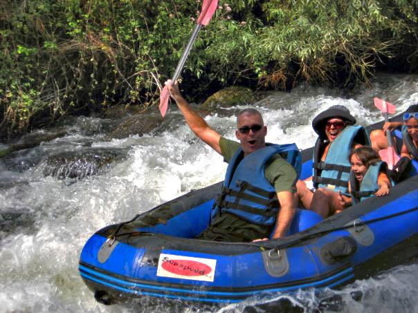kayakinginIsrael
