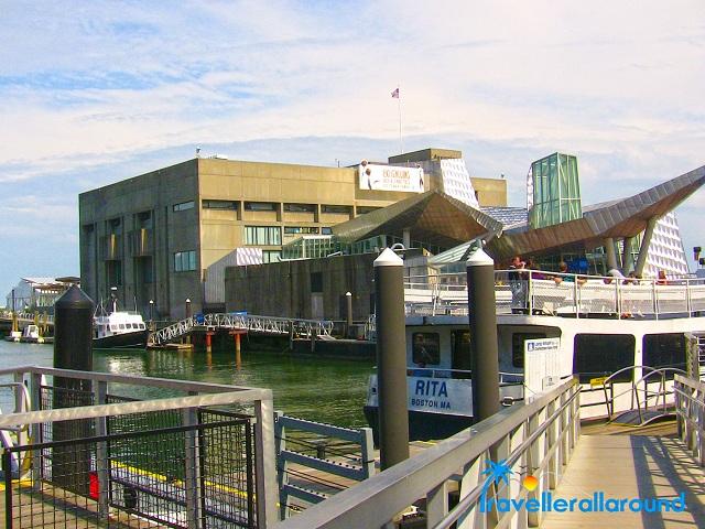 Boston tourism